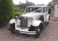 1933 Armstrong Siddeley Long Fifteen Wedding Cars