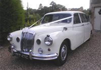 1965 Daimler Majestic Major Limousine  Wedding Cars