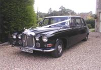 1977 Daimler Limousine Wedding Cars